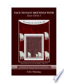 Face To Face Meetings With Jesus Christ 3 Pdf