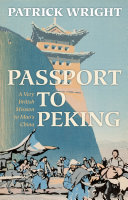 Pdf Passport to Peking: A Very British Mission to Mao's China Telecharger