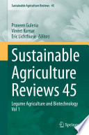 Sustainable Agriculture Reviews 45