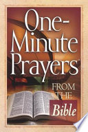 One Minute Prayers From The Bible