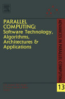 Parallel Computing  Software Technology  Algorithms  Architectures   Applications
