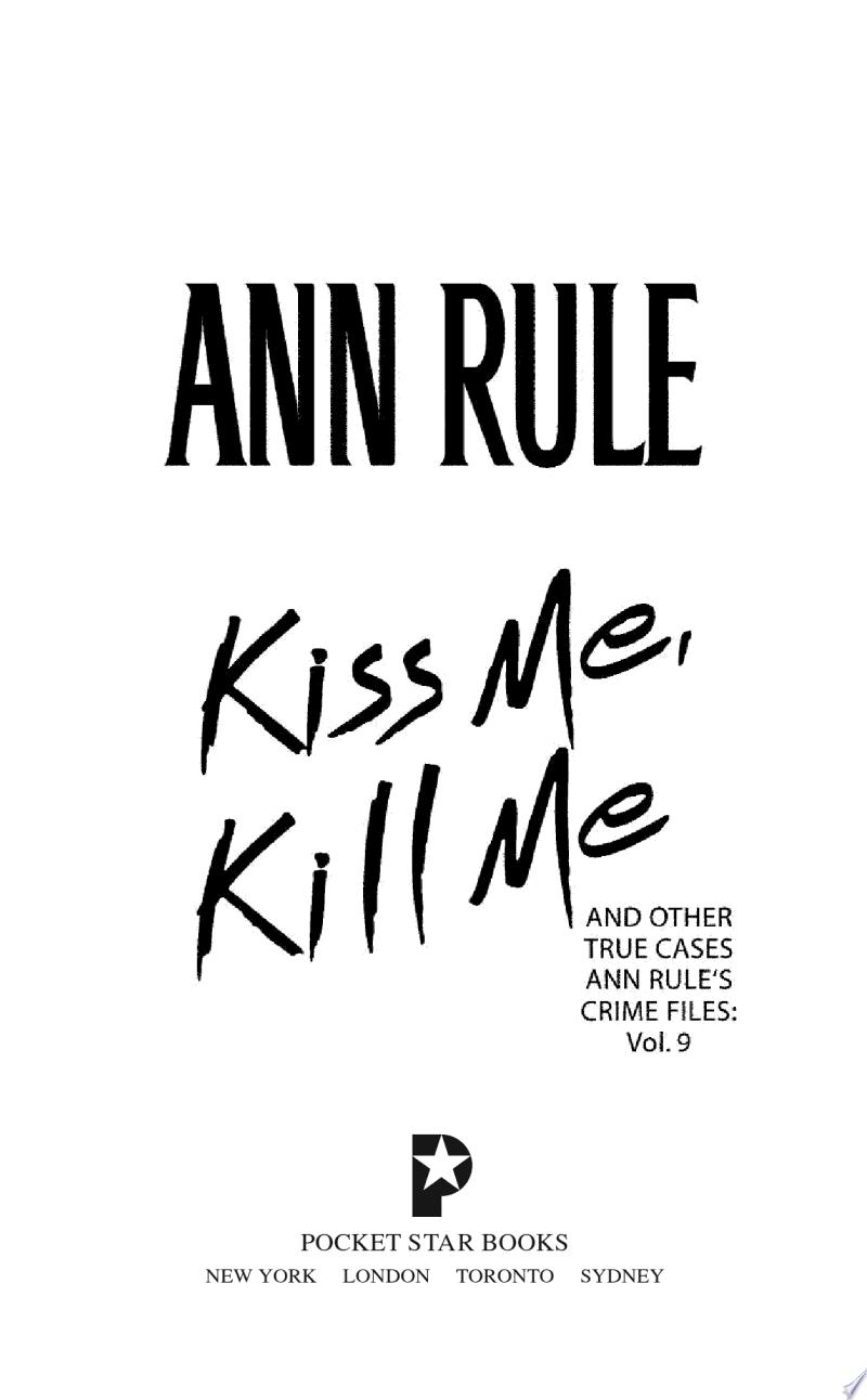 Kiss Me, Kill Me banner backdrop