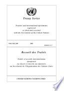 Treaty Series 2308