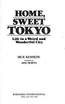 Home  Sweet Tokyo