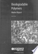 Biodegradable Polymers Book PDF
