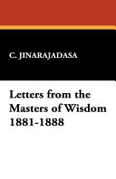 Letters from the Masters of Wisdom 1881 1888