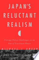 Japan   s Reluctant Realism