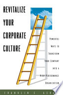 Revitalize Your Corporate Culture Book