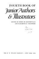 Fourth Book of Junior Authors   Illustrators Book