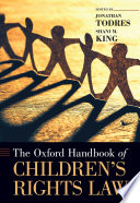 The Oxford Handbook Of Children S Rights Law PDF