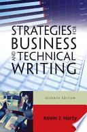 Strategies for Business and Technical Writing with New Mytechcommlab -- Access Card Package