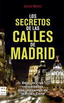 Los secretos de las calles de Madrid