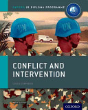 Cover of Conflict and Intervention: Ib History Course Book