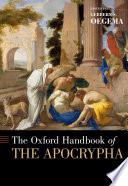 The Oxford Handbook Of The Apocrypha