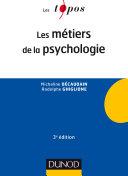 Pdf Les métiers de la psychologie - 3e éd. Telecharger