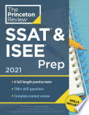 Princeton Review SSAT   ISEE Prep 2021