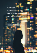 Current Perspectives on Asian Women in Leadership Pdf/ePub eBook