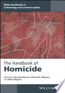 The Handbook   of Homicide Book