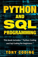 Python And Sql Programming Book PDF