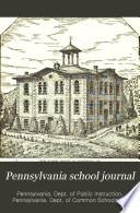 Pennsylvania School Journal Book