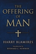 Pdf The Offering of Man