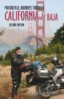 Motorcycle Journeys Through California & Baja ebook