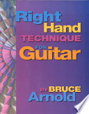Right Hand Technique for Guitar Book