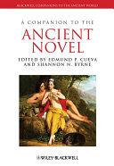 Pdf A Companion to the Ancient Novel Telecharger