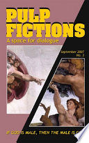 If God is male then the male is God   PULP FICTIONS No 3