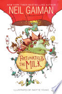 Fortunately, the Milk Neil Gaiman Cover