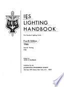 IES Lighting Handbook
