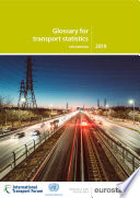 Glossary for Transport Statistics 2019 5th edition