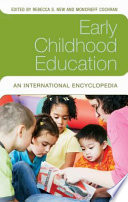 """""""Early Childhood Education [Four Volumes]"""" by Rebecca Staples New, Moncrieff Cochran"""