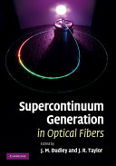 Supercontinuum Generation in Optical Fibers