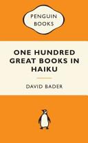 One Hundred Great Books in Haiku ebook