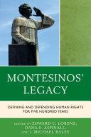 Pdf Montesinos' Legacy Telecharger