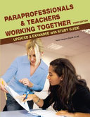 Paraprofessionals and Teachers Working Together
