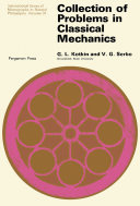 Collection of Problems in Classical Mechanics Pdf/ePub eBook