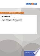 Digital Rights Management Book