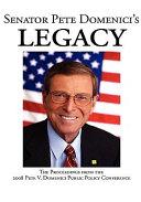 Senator Pete Domenici s Legacy