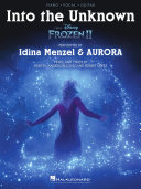 Pdf Into the Unknown (from Frozen 2) - Piano/Vocal/Guitar Sheet Music Telecharger