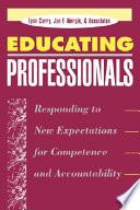 Educating Professionals
