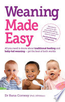 Weaning Made Easy Book PDF