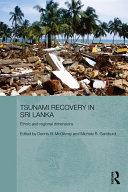Tsunami Recovery in Sri Lanka Pdf/ePub eBook