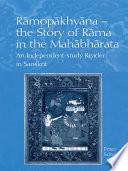 Ramopakhyana   The Story of Rama in the Mahabharata