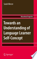 Towards An Understanding Of Language Learner Self Concept