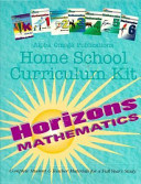 Horizons Mathematics Grade 1 Set