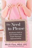 The Need to Please Pdf/ePub eBook