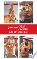 Harlequin Blaze May 2015 Box Set