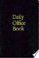 Daily Office Book Book